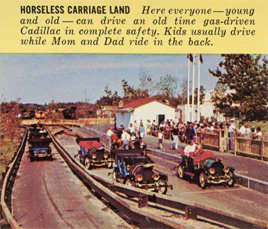 Horseless Carriage Land, 1961