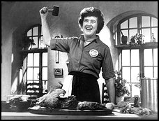 Julia Child, my hero :)
